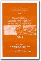 Second Annual Intellectual Property Scholars Conference
