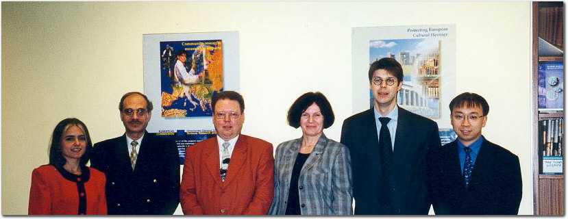 2001 ESIS II Meeting in Oxford