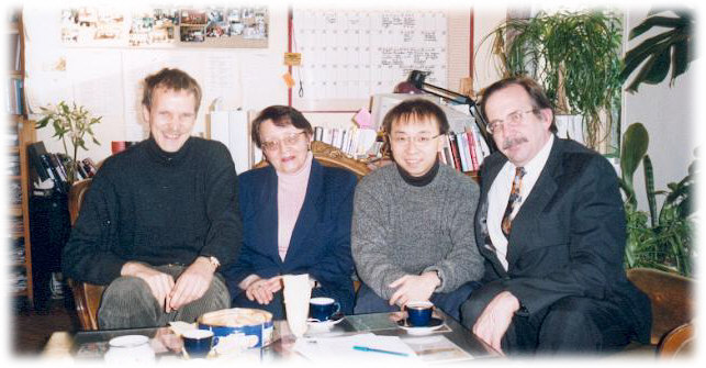 1999 National Press Institute Meeting in St. Petersburg
